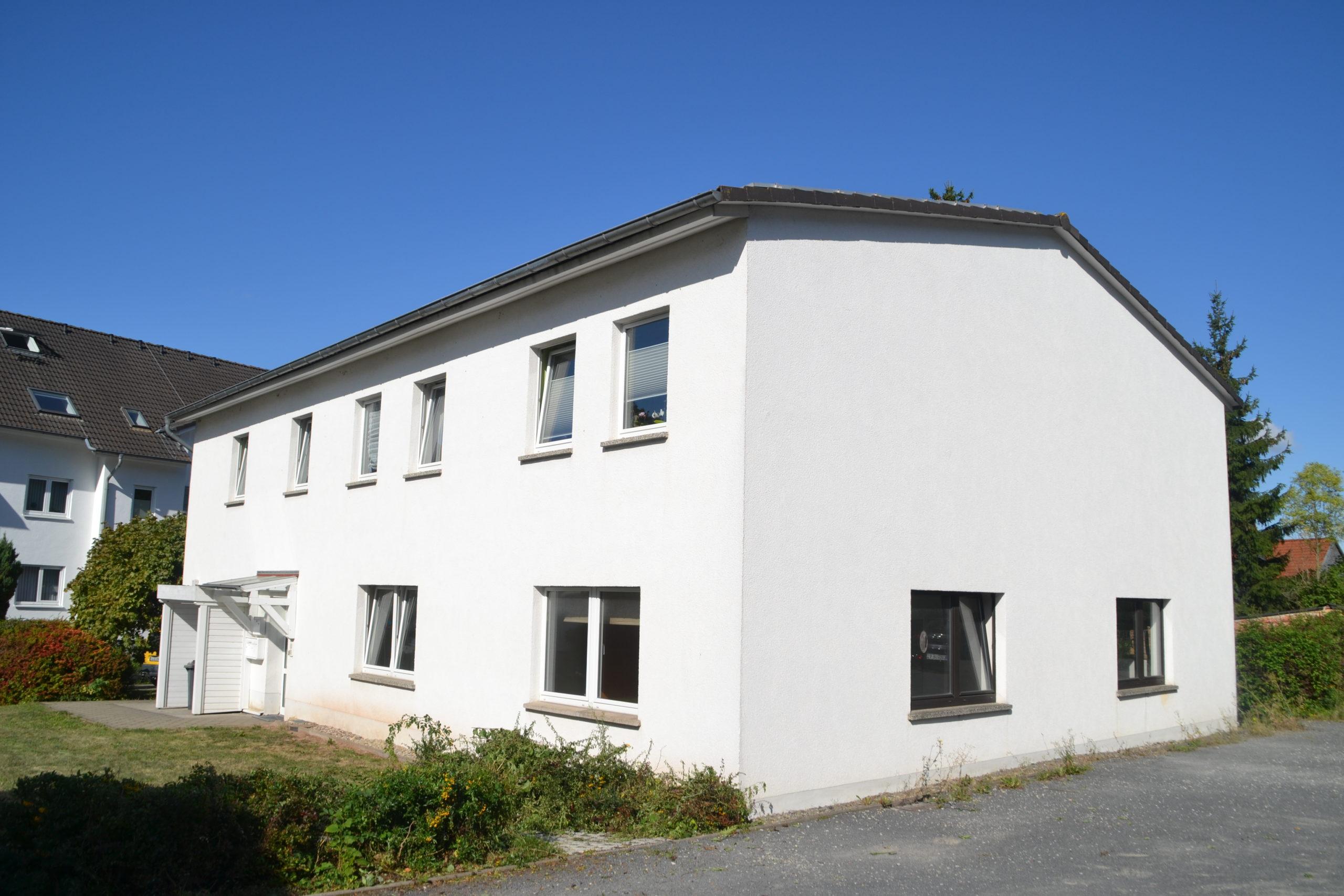 Erdgeschossetage zum Selbstausbau in guter Lage von Heiligenstadt zu verkaufen