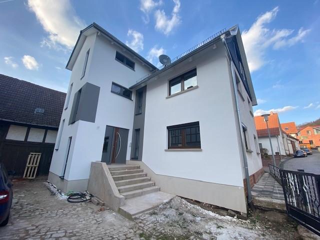 Erstbezug nach Umbau und Sanierung in Gerbershausen
