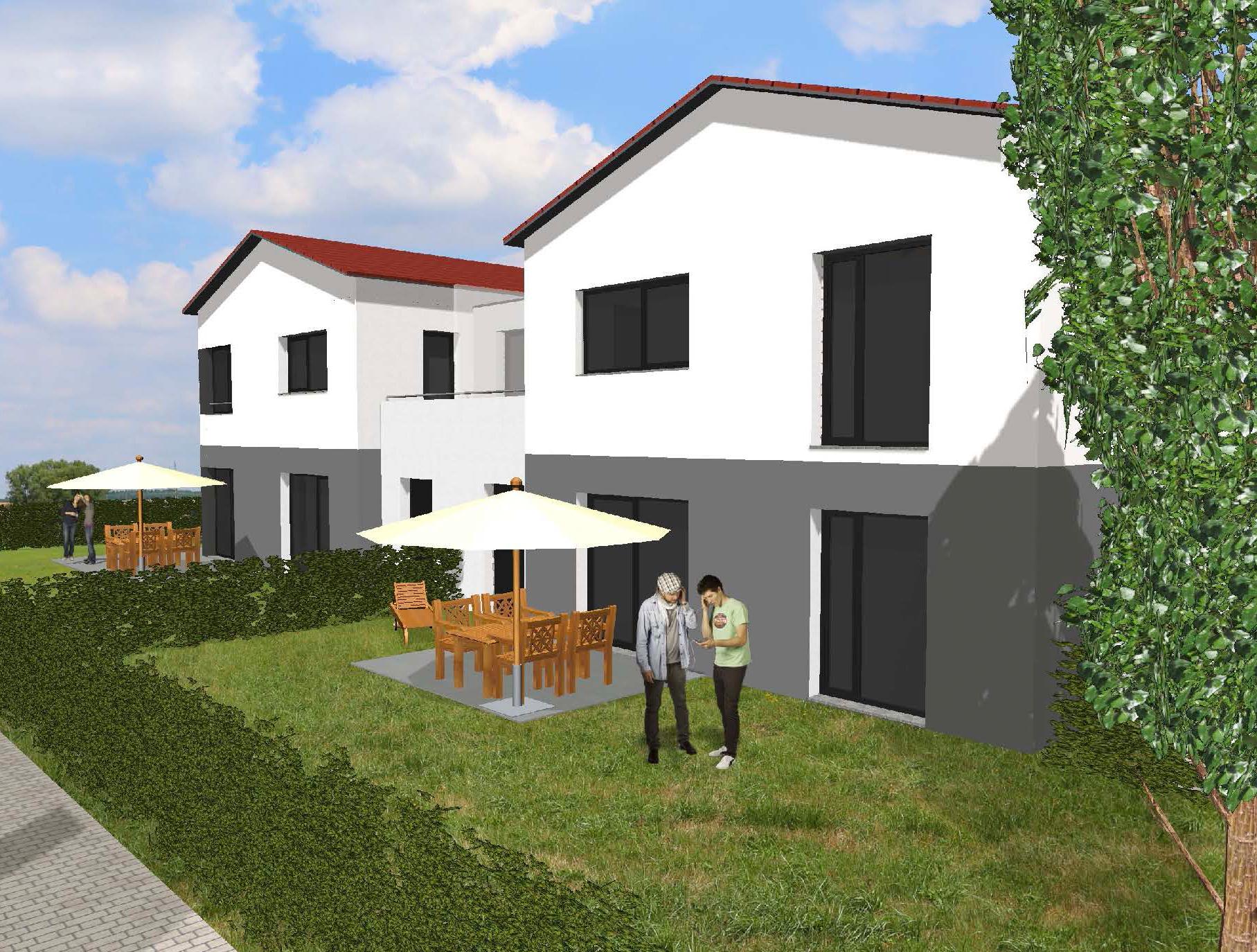 Wohntraum unterm Dün Heilbad Heiligenstadt – Neubau von 6 Häusern